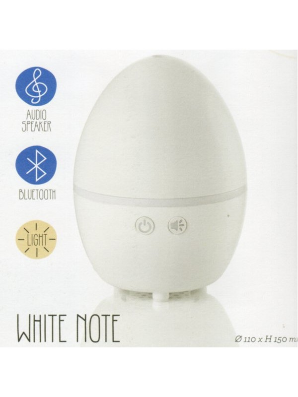 Lampada White Note NASOTERAPIA