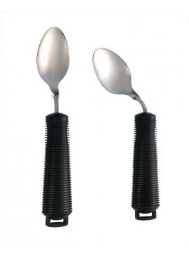 Cucchiaio orientabile