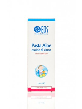 Pasta Aloe Ossido di Zinco 100 ml