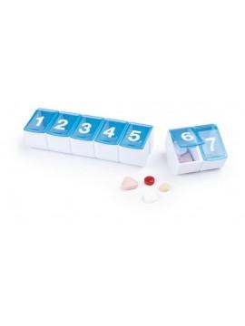 Porta pillole numerato